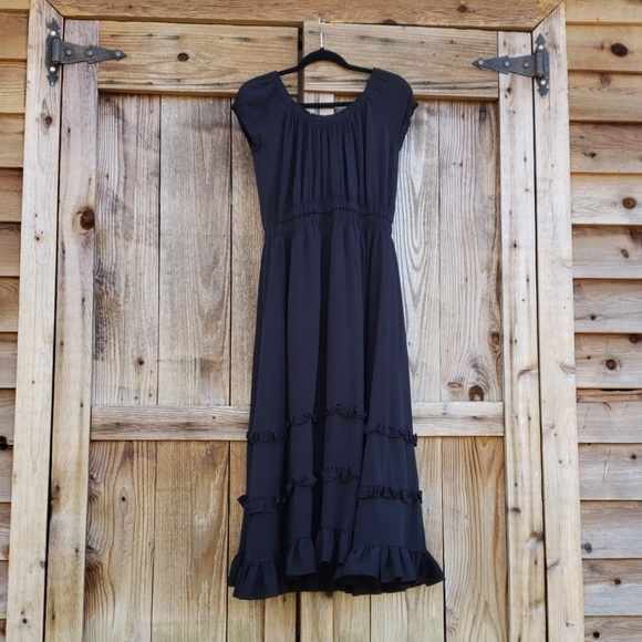 Coldwater Creek Dresses & Skirts - Coldwater Creek Maxi Black Dress